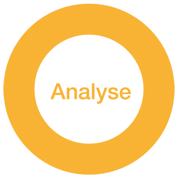 Analyse in a circle
